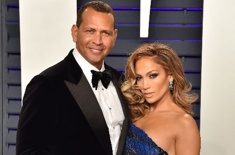 Jennifer Lopez and Alex Rodriguez Reportedly Working Things for The Sake of Their Kids