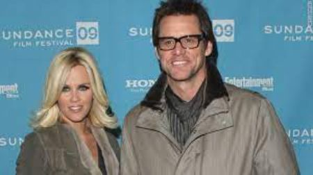 Jim Carrey attended Sundance Film Festival with Jenny McCarthy.