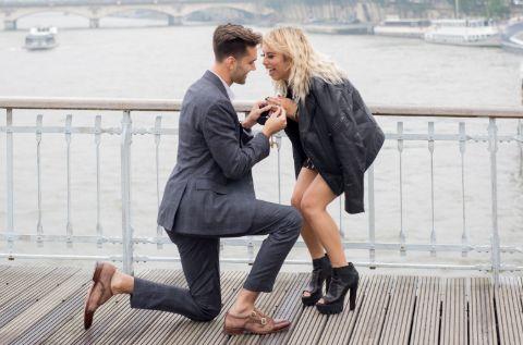 Kirstin Maldonado and her ex-fiancé Jeremy Lewis.