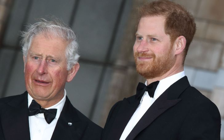 Prince Harry Reportedly Advised to Come Home to 'Bid farewell' to Grandfather Prince Philip Amid Hospitalization