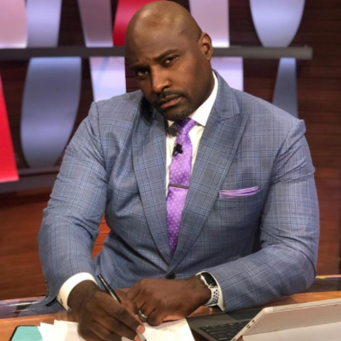 Marcellus Wiley has co-founded Prolebity, a sport community.