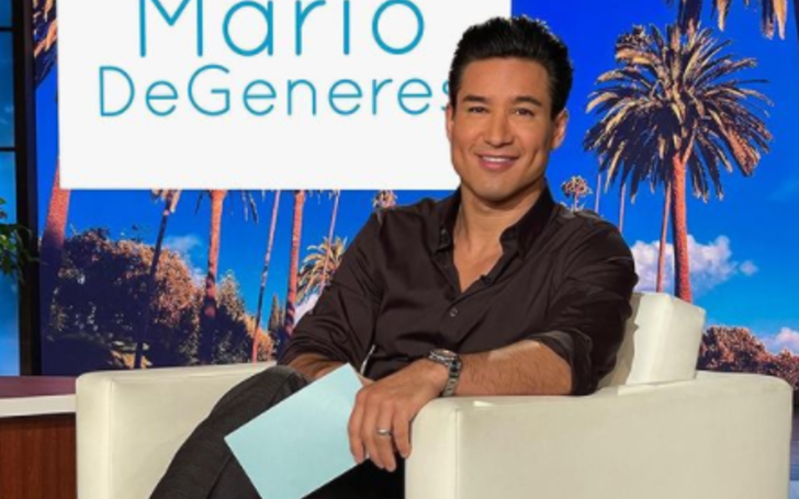 Mario Lopez isknown for his work in saved By The Bell.