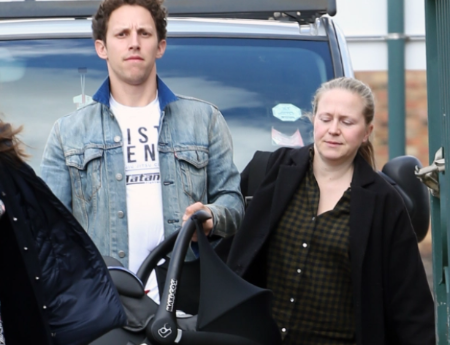 Kellie Bright excited to welcome a miracle child.