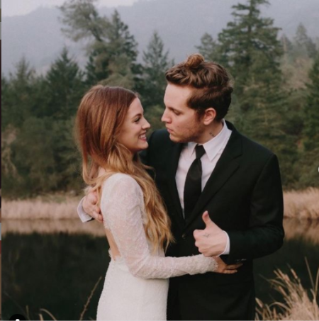 Riley Keough married