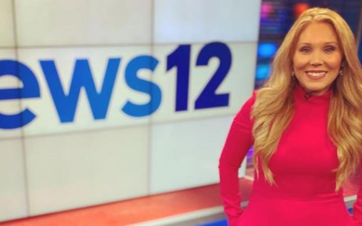 Elizabeth Hashagen is news 12 reporter