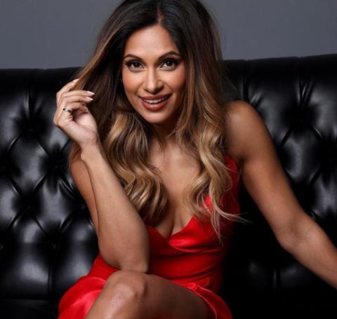 Sangita Patel is a TV show host at HGTV