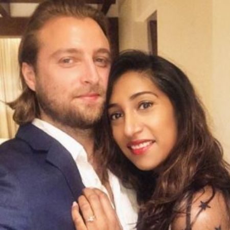 Tina Daheley is married.