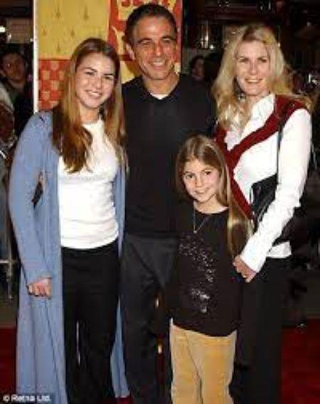 Tony Danza is father to Marc Danza and Gina Danza.
