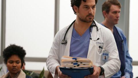 Greys Anatomy bids goodbye to Dr DeLuca