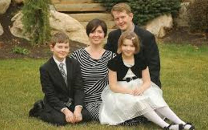 Ken Jennings welcomed first child in 2006 and second in 2011.