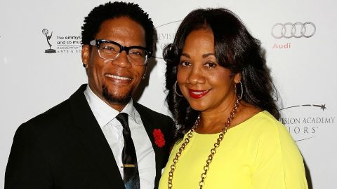 LaDonna Hughley is the wife of D.L Hughley