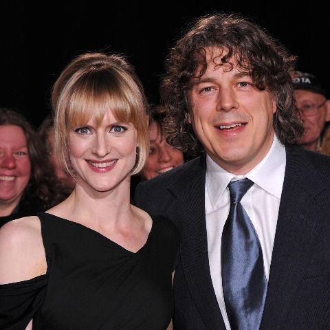 Katie Maskell is happily married to her celebrity spouse Alan Davies.