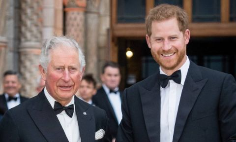 Prince Charles is currently hospitalized at the moment.