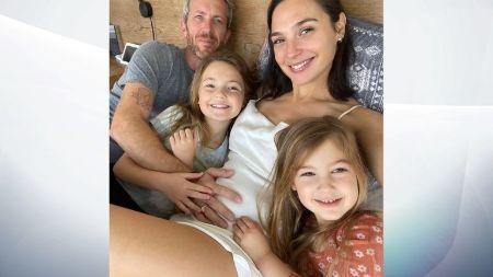 Gal Gadot family