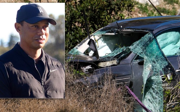 "American professional golfer Eldrick Tont ""Tiger"" Woods was involved in a terrifying one-car accident, and new details on that incident emerged."