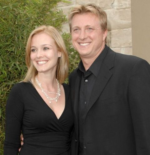 William Zabka wife Stacie Zabka