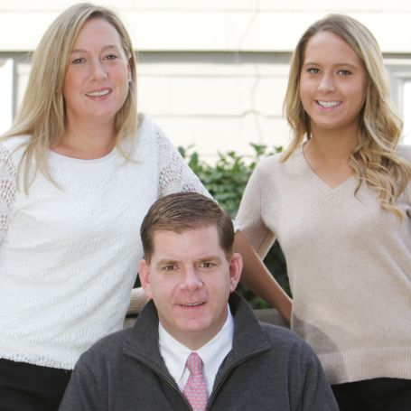 Lorrie Higgins daughter Lauren Campbell and her lover Marty Walsh..