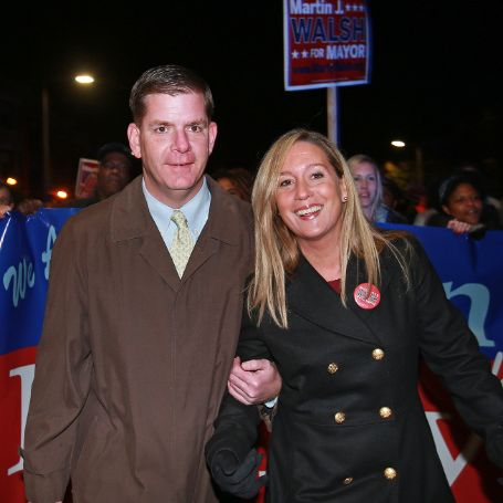 Because Lorrie Higgins earned massive attention through her romantic relationship with Marty Walsh, let us first learn about her love life with her lover.