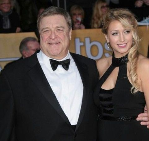 Anna Beth Goodman is the wife of John Goodman