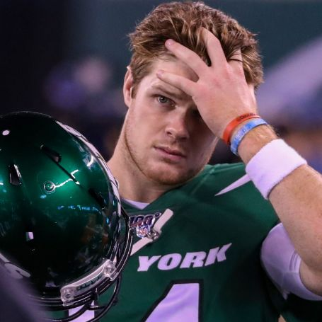Sam Darnold agreed to a four-year contract with the New York Jets, which is worth $30.25 million.