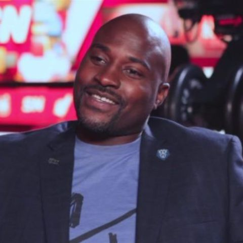 Annemarie Wiley's husband Marcellus Wiley's career is unquestionably focused on soccer.
