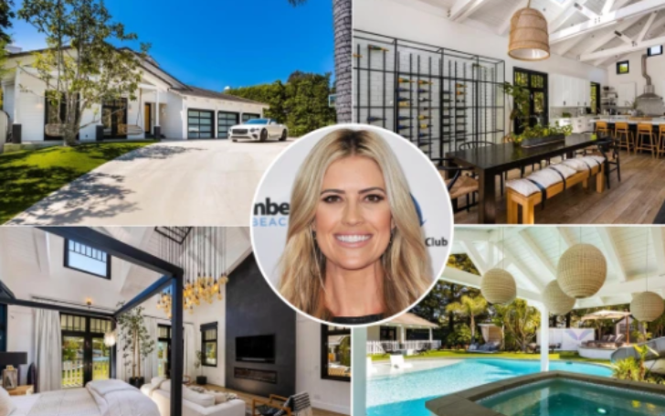 Christina Haack iselling home for $6 million.