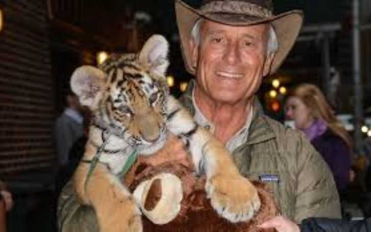 Jack Hanna has been diagnosed with dementia.