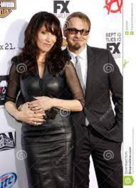 Katey Sagal shares a home with husband Kurt Sutter in Bel Air.