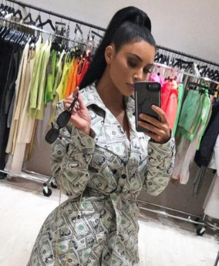 Forbes listed Kim Kardashian on a billionaire list.