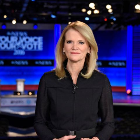 Martha-Raddatz covered the Pentagon for National Public Radio from 1993 to 1998.