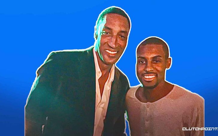 Scottie Pippen revealed about his son's death on Monday at age 33.
