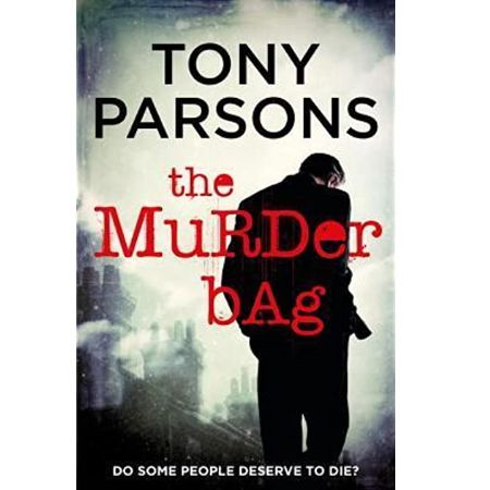 Tony Parson wrote a book named The Murder Book.