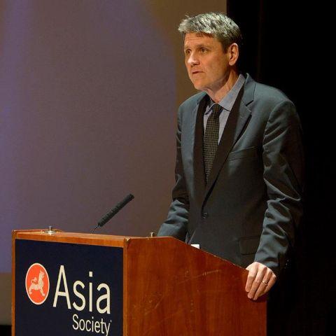 Tom Nagorski is in program of Asia Society.