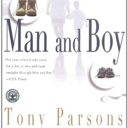 Tony parson had written a book named Man and Boy