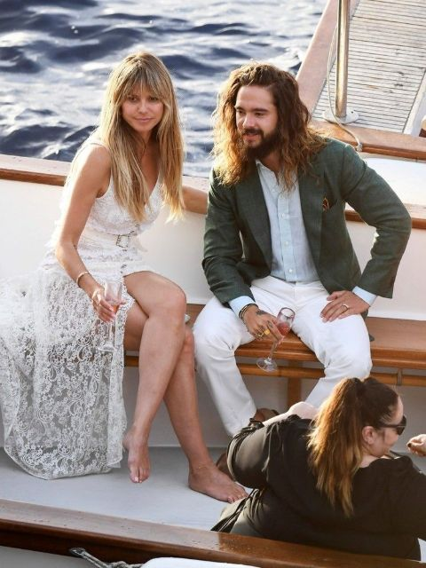 Tom Kaulitz is married to Heidi Klum, who is a famous German-American model, television host, producer, and businesswoman