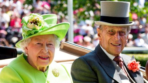 Duke of Edinburgh Prince Philip and Queen Elizabeth were married for 73 years.