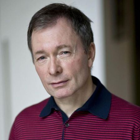Tony Parsons is an English author, journalist and broadcaster.